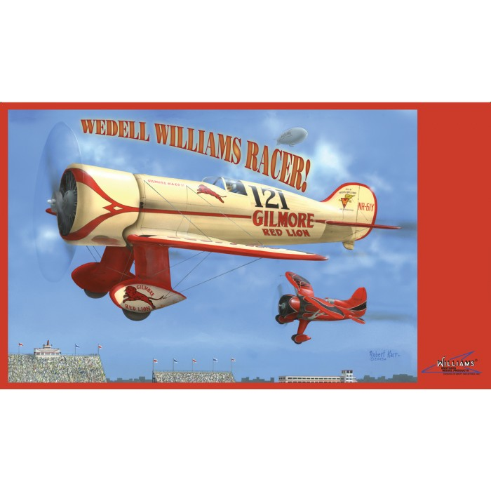 Wedell Williams Racer (1/32)