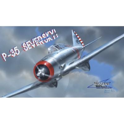 P-35 SEVERSKY (1/32)
