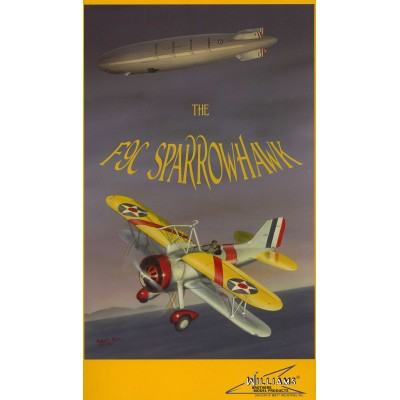 CURTISS F9C SPARROHAWK  (1/32)