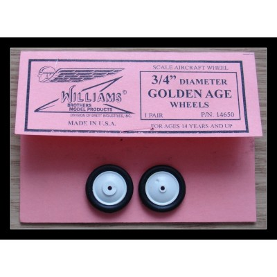 "Golden Age - 3/4""  (19,0 mm)"