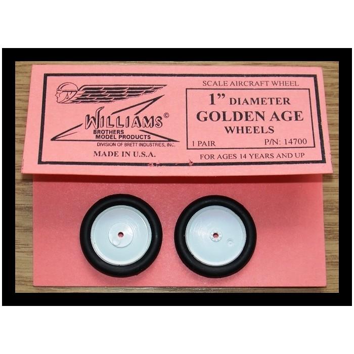 "Golden Age - 1""  (25,4 mm)"