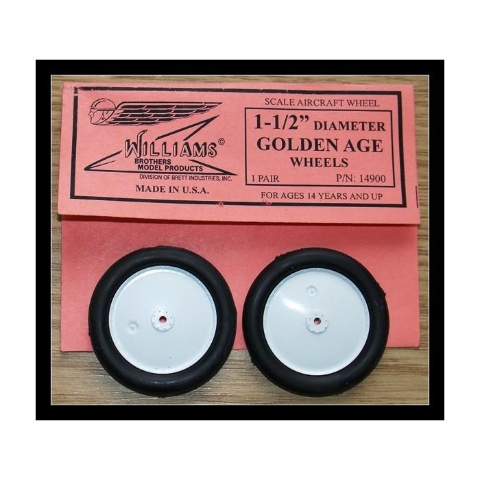 "Golden Age - 1-1/2""  (38,1 mm)"