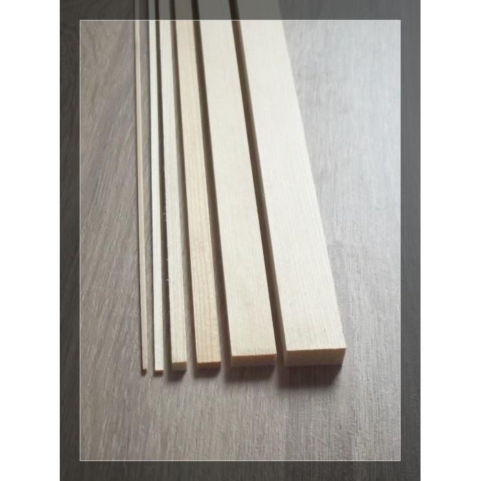 6 mm x výběr rozměrů - délka 1500 mm