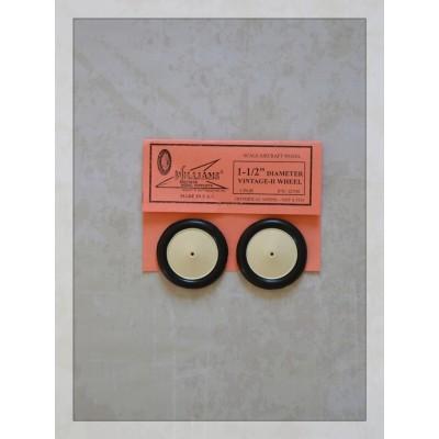 "Vintage- 1-1/2""  (38,1 mm)"