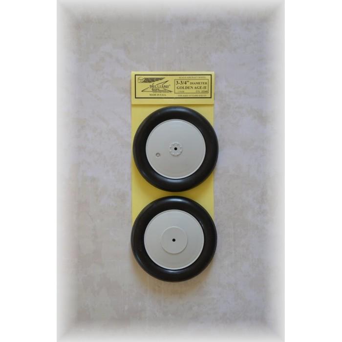 """Golden Age - 3-3/4""""  (94,9 mm) - šedý disk"""