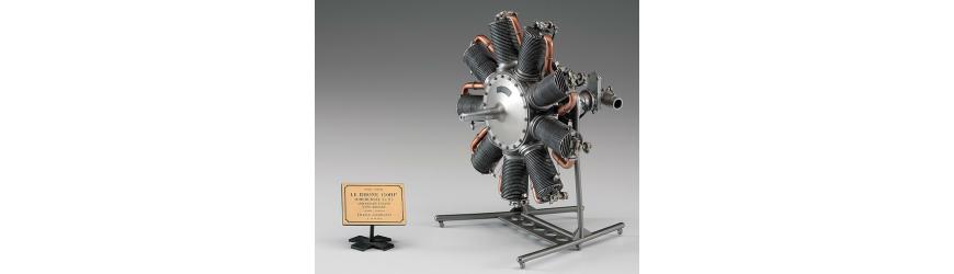 Motory - Detailed Engine Kits